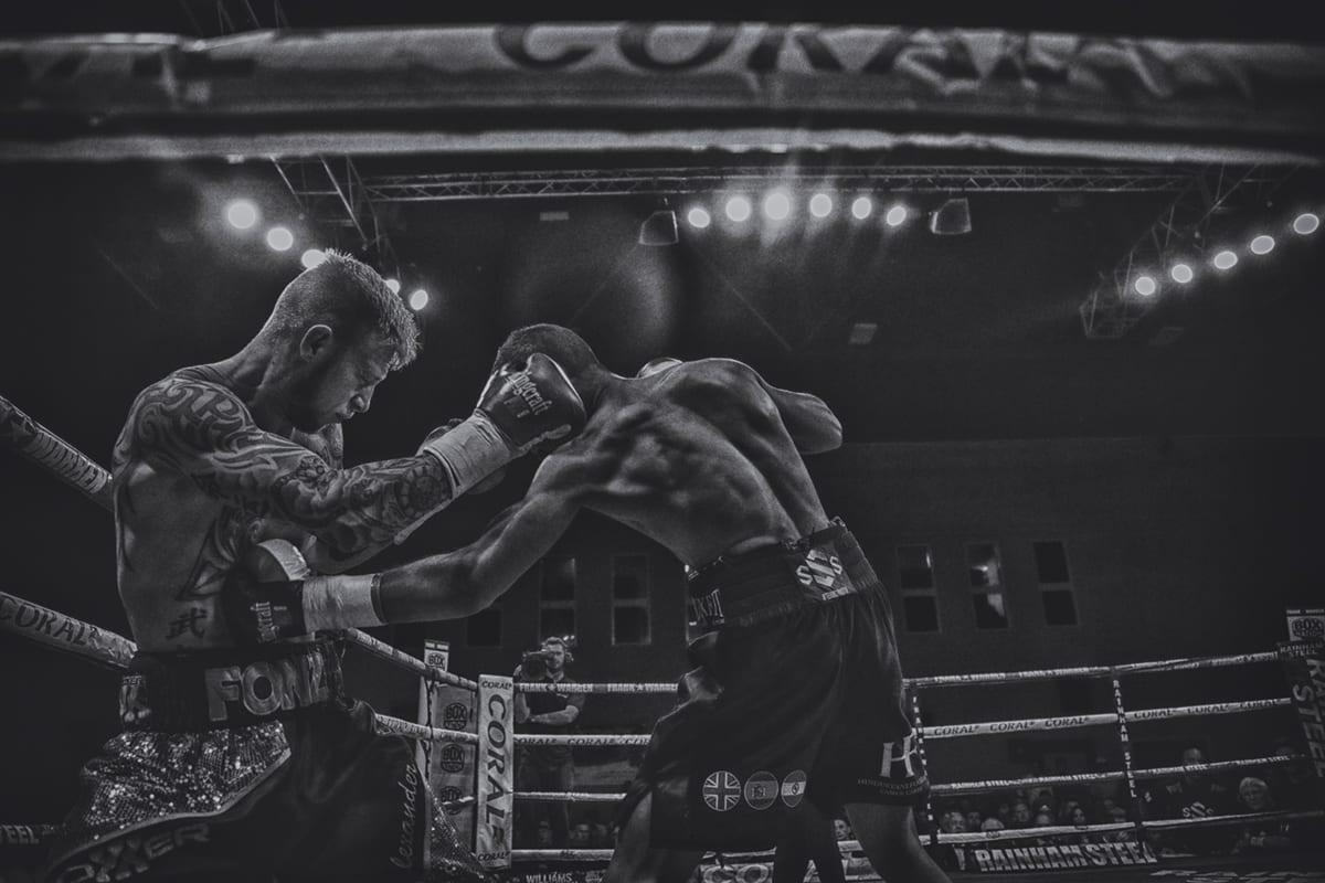 Boxers - Arwyn Bailey - Lasting Impressions