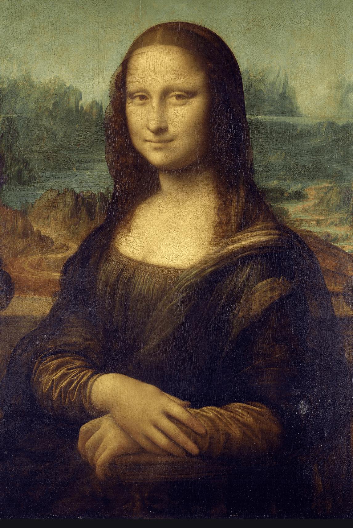 Mona Lisa - Leonardo Da-Vinci  - Lasting Impressions